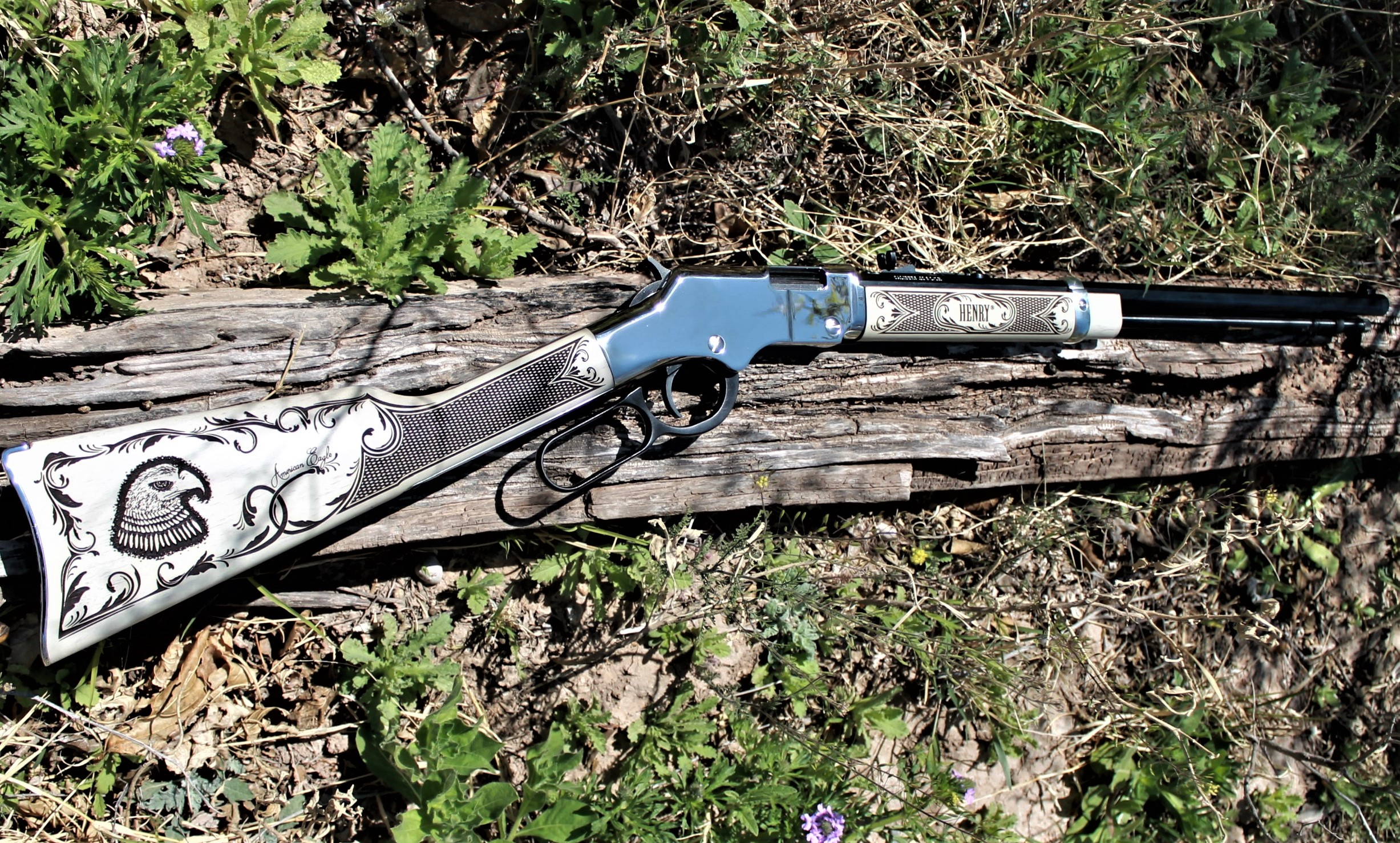Henry Repeating Arms American Eagle…a True Work of Art