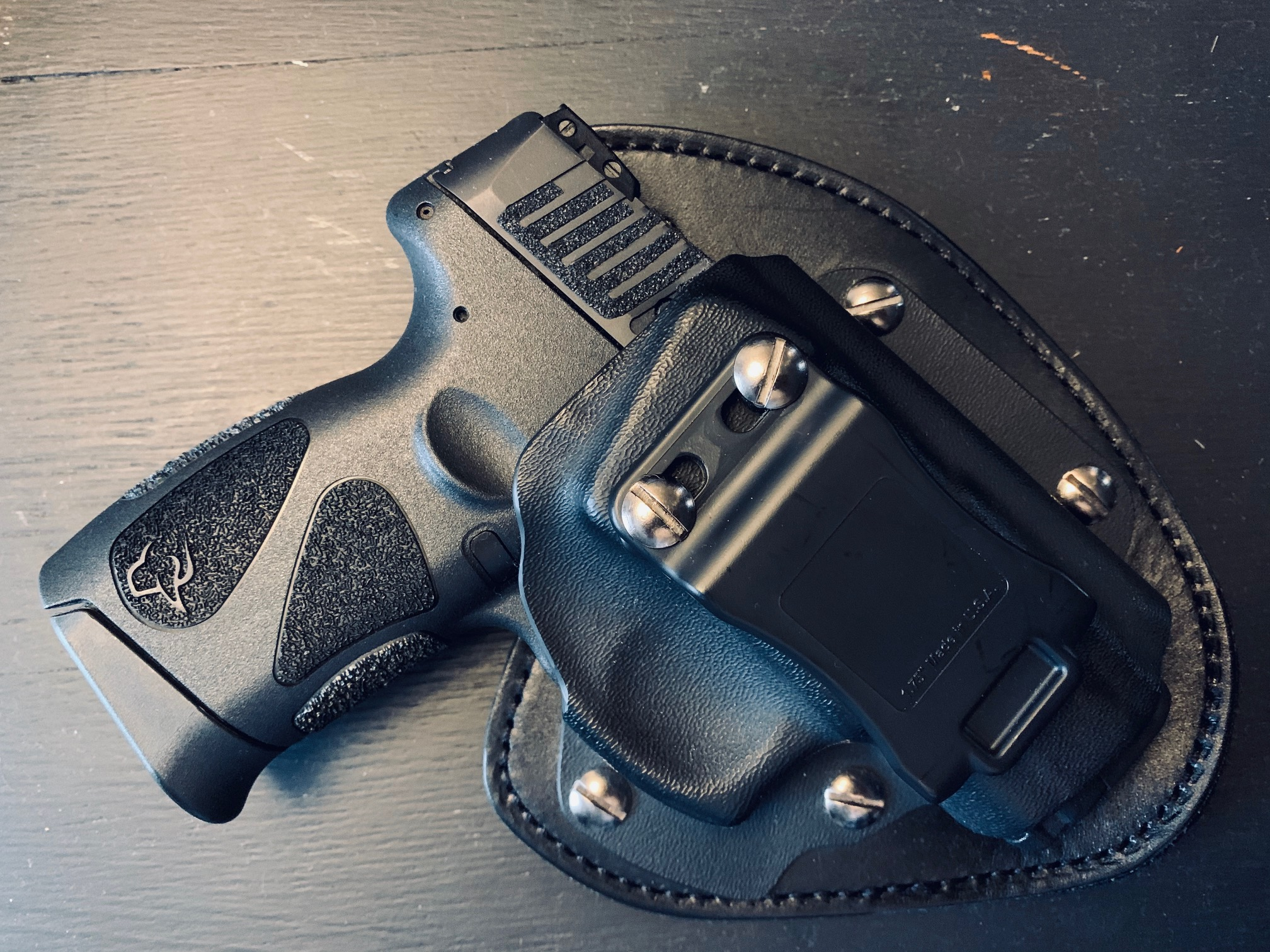 Kinetic Concealment's New KC Baby Holster