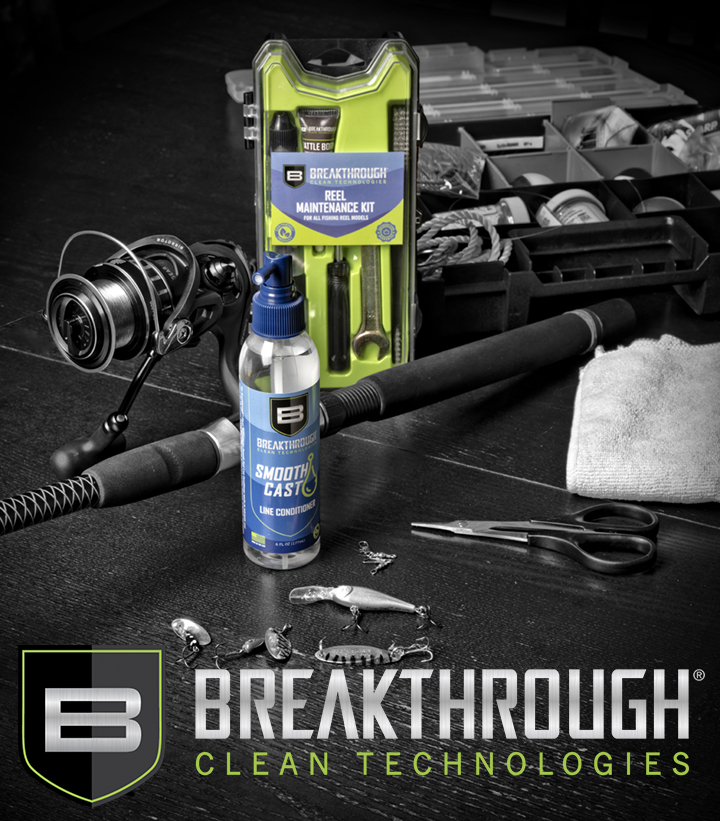 BREAKTHROUGH® CLEAN TECHNOLOGIES RELEASES NEW MARINE CARE LINE PRODUCTS