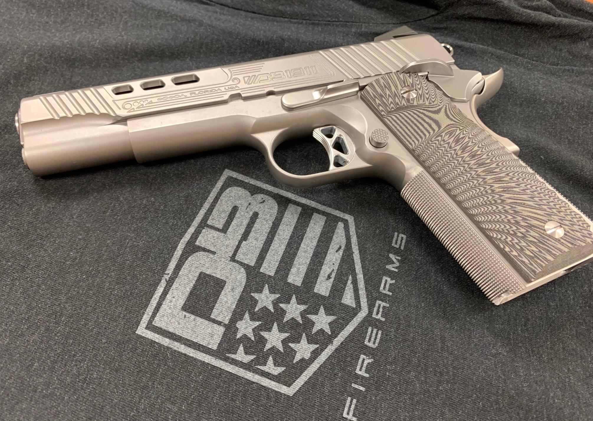 Diamondback Firearms DB1911 FIRST LOOK!