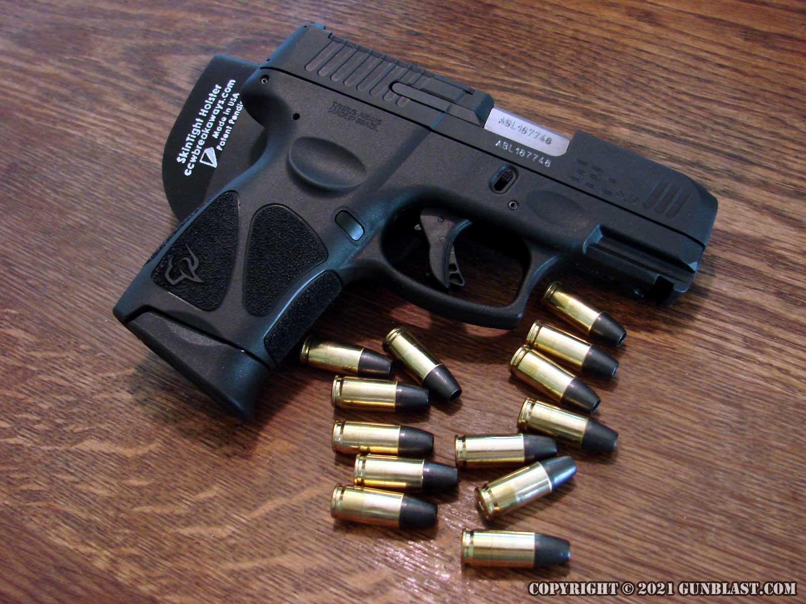 Gunblast.com Reviews the Taurus G3C!