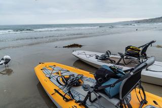 New Hobie Mirage Lynx Blends Kayak into Low Profile Hybrid