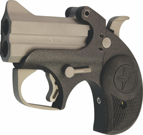 Bond Arms as Home Defense Weapons