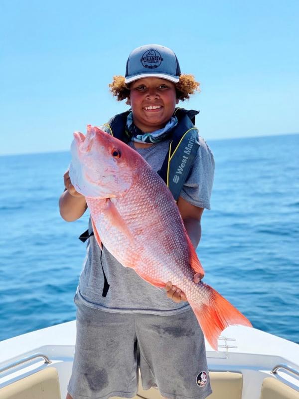 Florida: Red Snapper Season Starts June 4th!