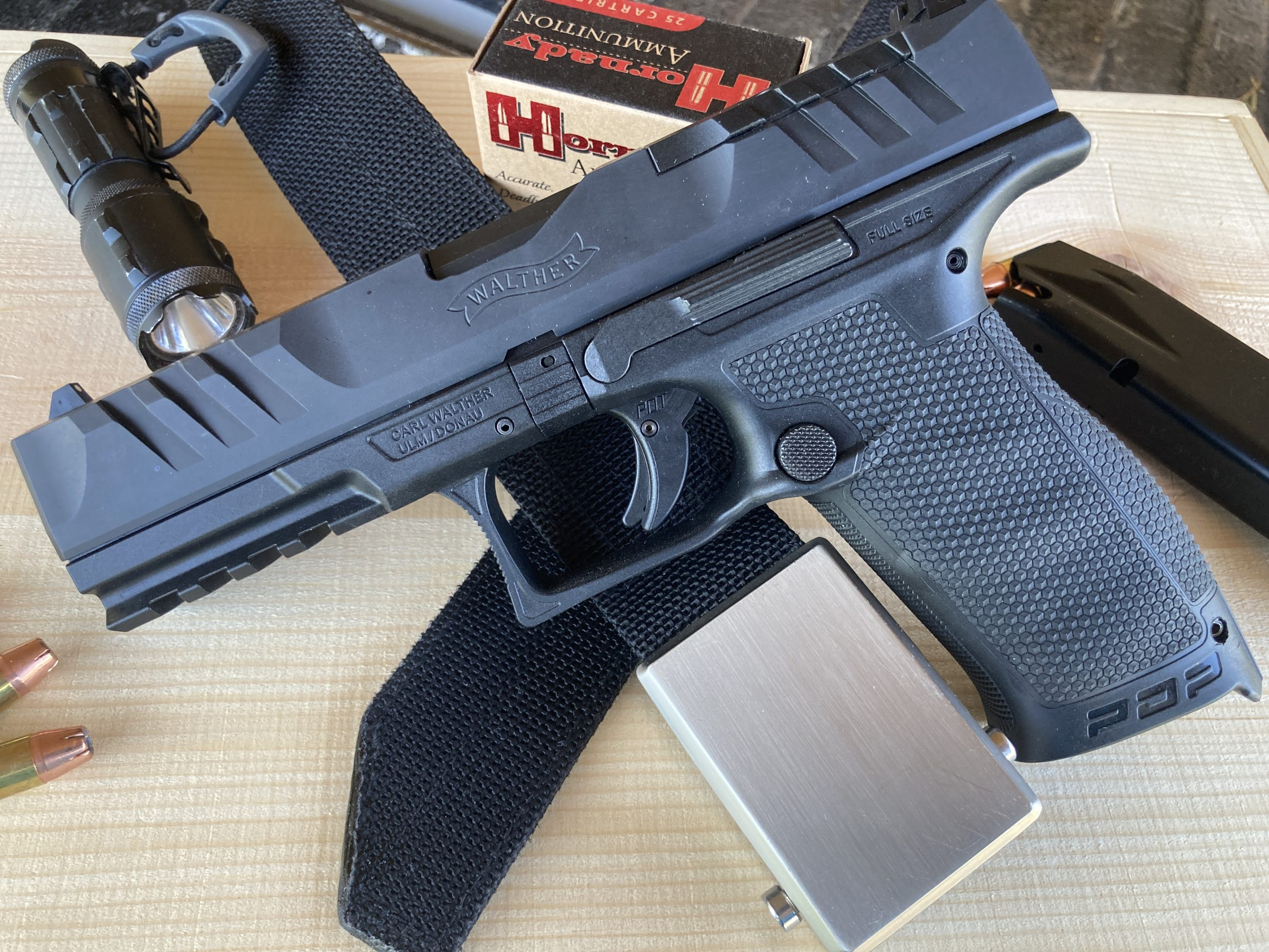 Walther's New PDP:  There's a Lot to Love