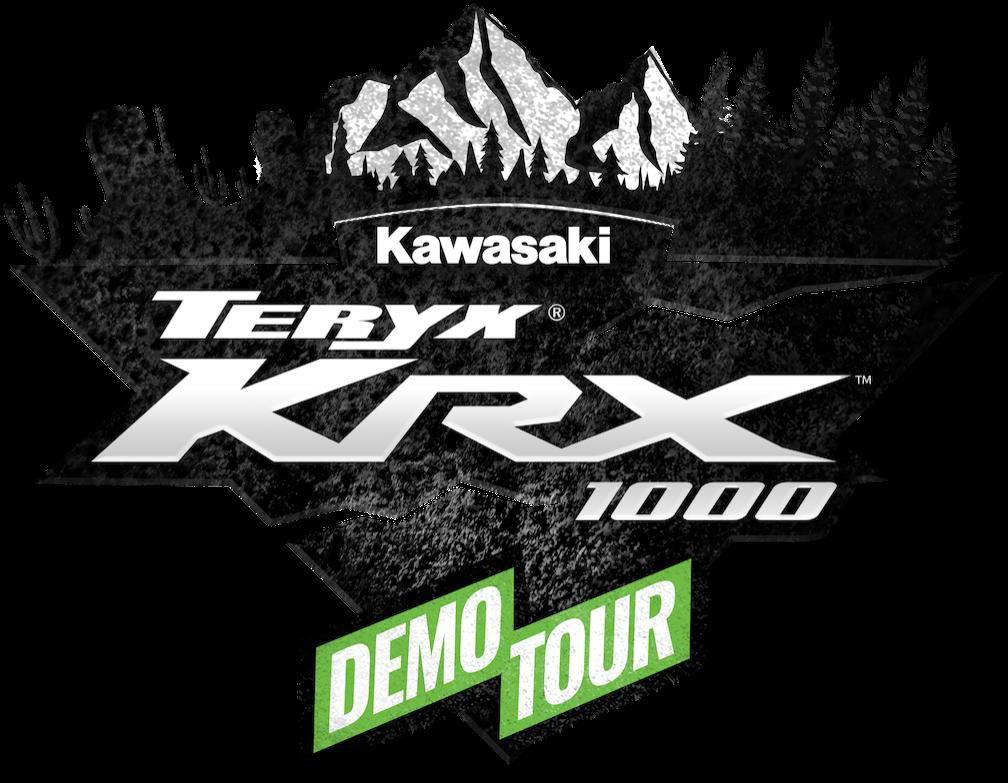 Kawasaki Teryx KRX® 1000 Demo Tour Kicks Off the Summer