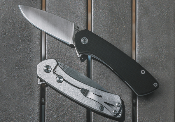 Buck Knives Introduces New Everyday Carry Knife!