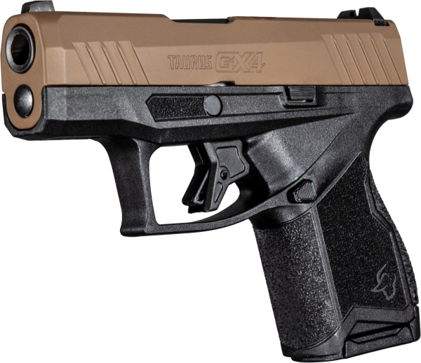 Read more about the article Taurus GX4 Now with New Color Options