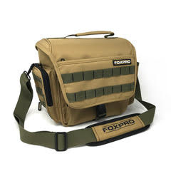 FOXPRO Releases New Coyote Brown Carry Bag