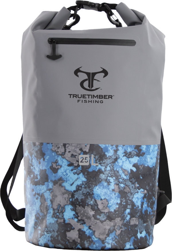 TrueTimber® Launches New Line of Dry Bags and Cooler
