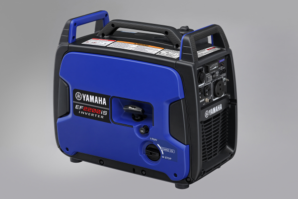 Read more about the article Yamaha Unveils New EF2200iS Generator with CO Sensor