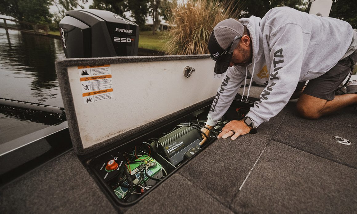 Read more about the article Minn Kota Precision On-Board Chargers