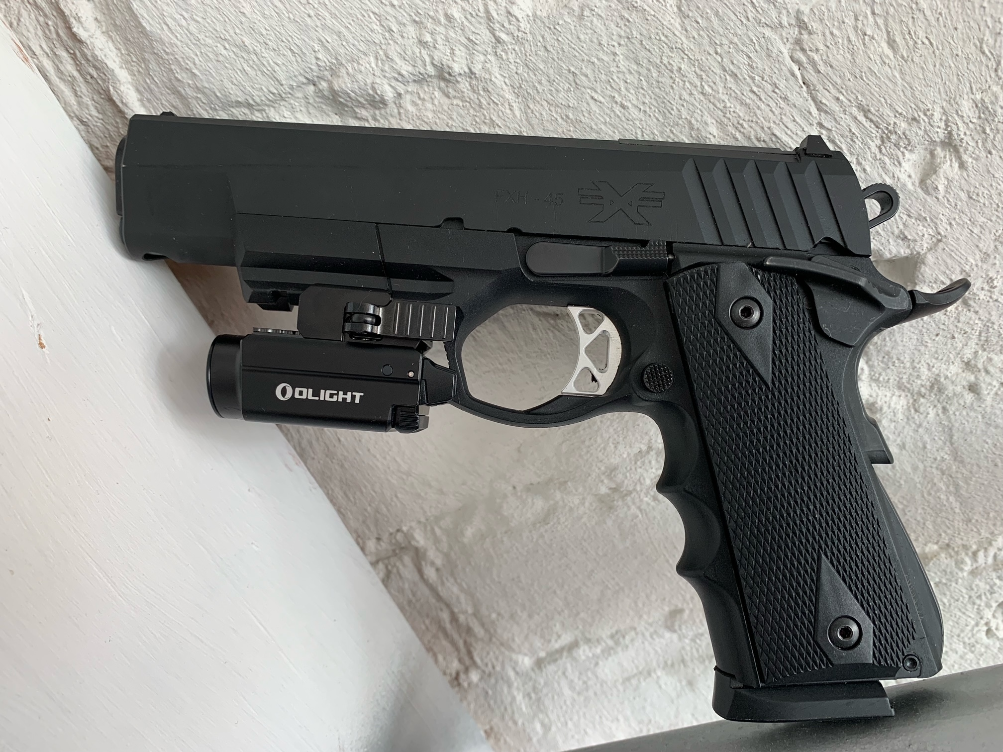 Read more about the article Review of the Baldr S Tactical Light from Olight