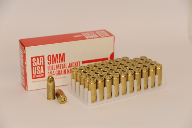 Read more about the article SAR USA Now Offering Premium Ammunition to US Market