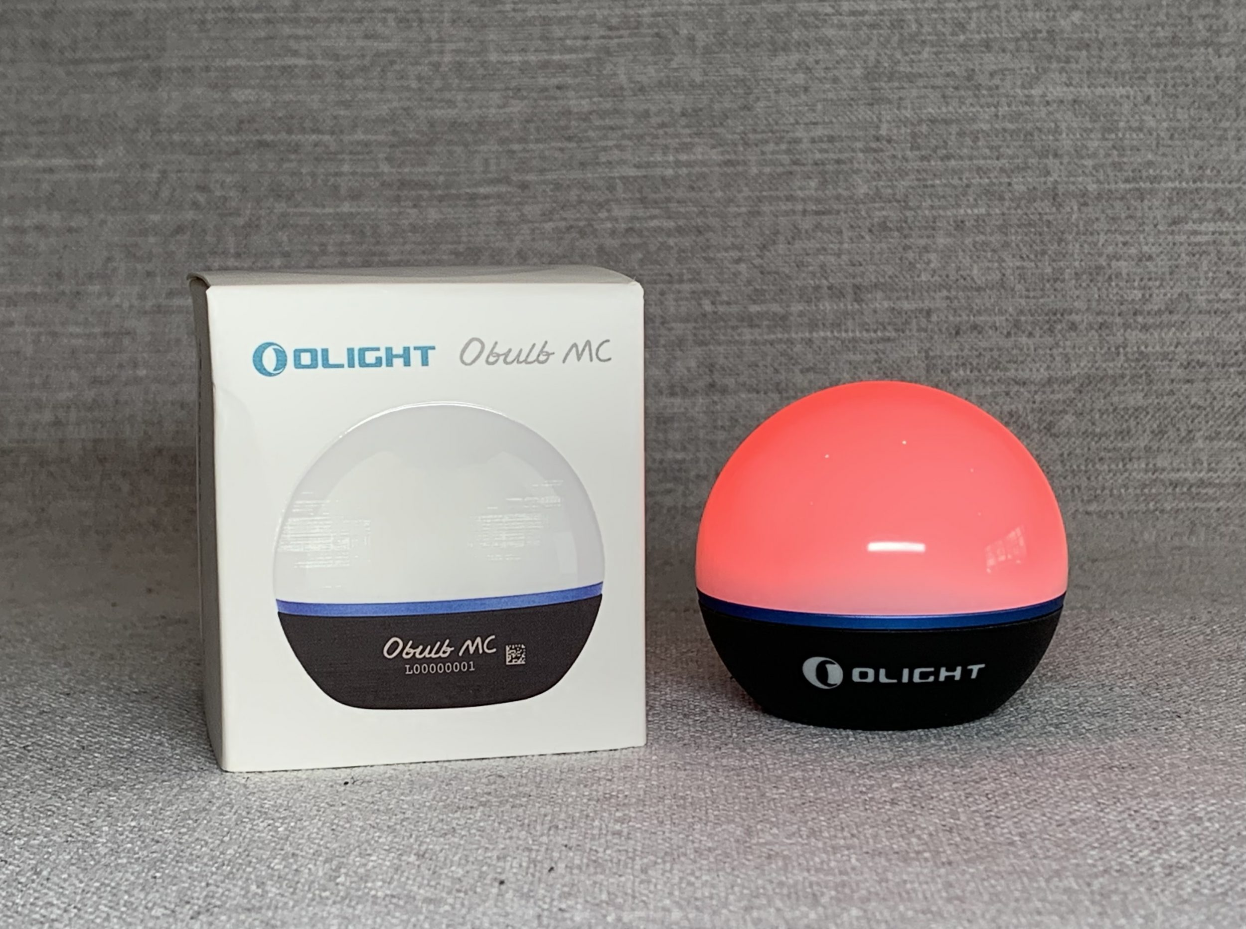 Read more about the article The Obulb MC Bulb Light from Olight