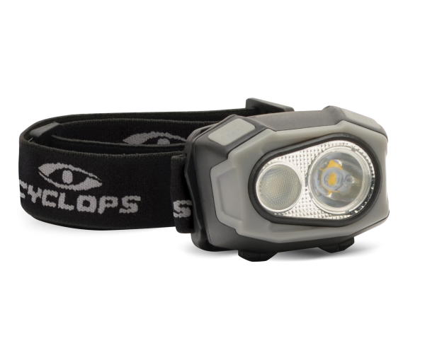 Read more about the article Cyclops eFLEX 400 Rechargeable Headlamp