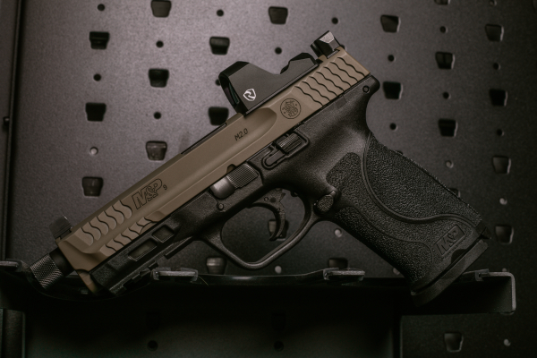 Read more about the article Riton Optics Releases New Pistol Red Dots