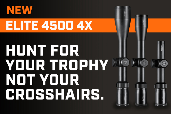 Read more about the article Bushnell Elite 4500 4X Riflescopes for Today's Hunters