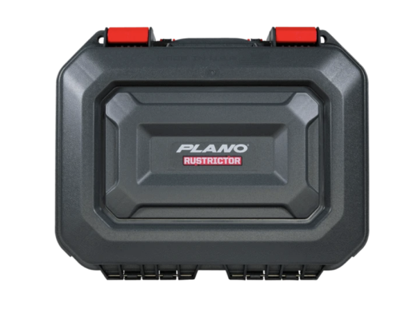 The largest All Weather pistol case is now backed by innovative Rustrictor technology