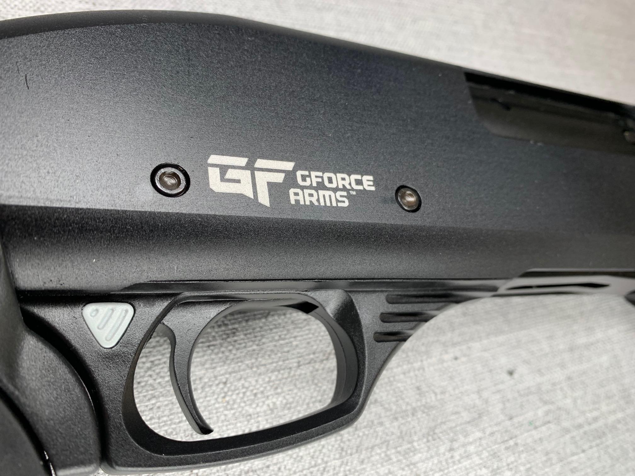 Read more about the article G-Force Pump-Action 12 Gauge Shot Gun
