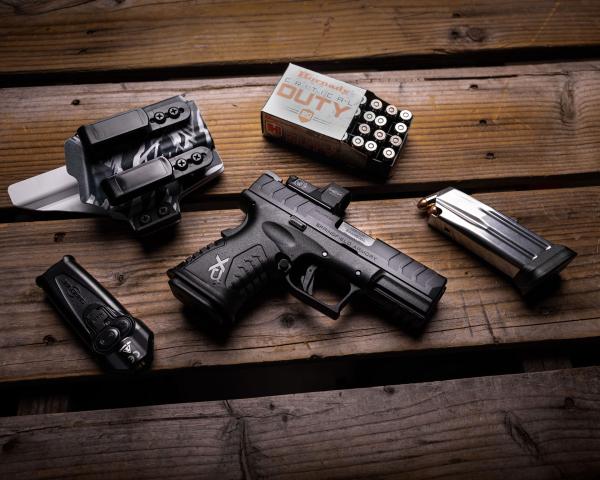 Springfield XDM Elite 10mm