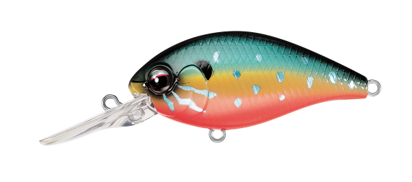 Read more about the article Splashing New Colors Across Popular CR Crankbait Line