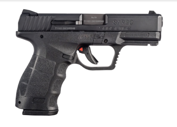 Read more about the article SAR USA SAR9 Compact Pistol