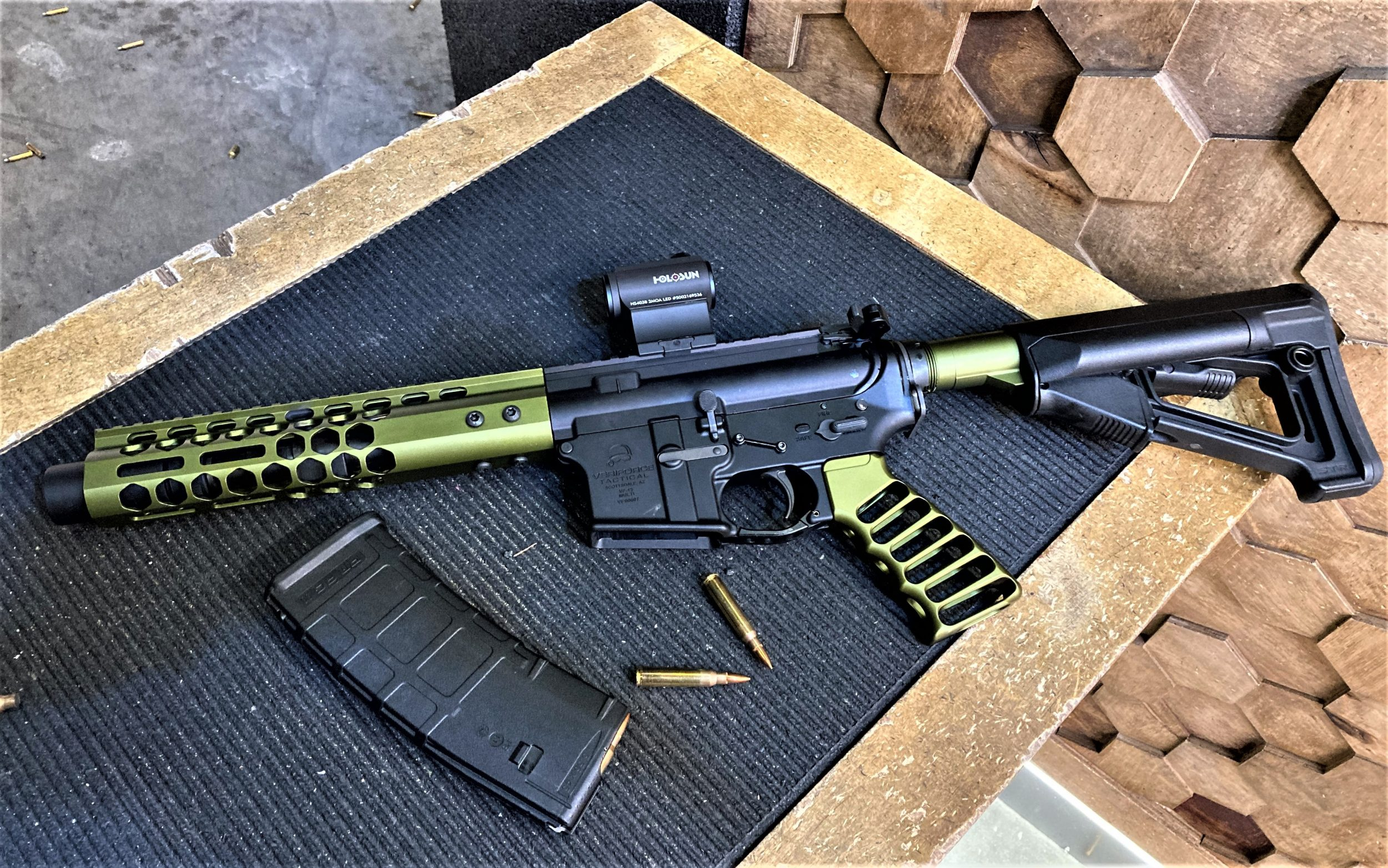 Read more about the article Veriforce Tactical, a Unique Choice for your Custom AR-15 Build